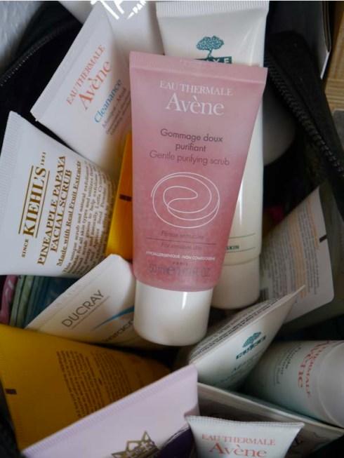 Le gommage doux purifiant Avène - Charonbelli's blog beauté