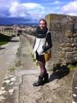Look du jour (*escapade à Carcassonne*) (2)- Charonbelli's blog mode