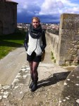 Look du jour (*escapade à Carcassonne*) (3)- Charonbelli's blog mode