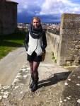 Look du jour (*escapade à Carcassonne*) (3)- Charonbelli's blog mode