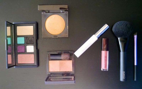 Ma palette Debbie Harry NARS (*tuto make up 9*) (1)