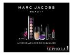 Marc Jacobs Beauty chez Sephora (3) - Charonbelli's blog beauté