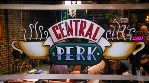 Central Perk - Friends - Charonbelli's blog mode et beauté