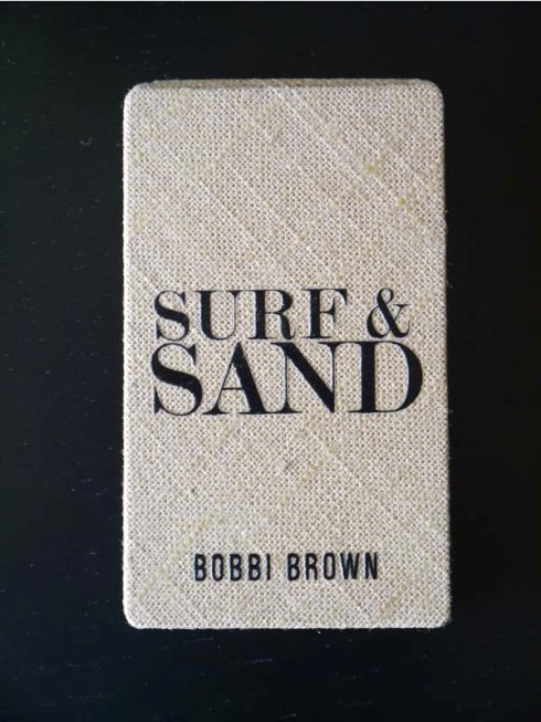 New in - Sand Eye Palette Bobbi Brown (1)- Charonbelli's blog beauté