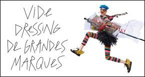 Vide dressing des grandes marques Galeries Lafayette Toulouse - Charonbelli's blog mode