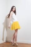 PE2015 Fatima Guerrout - Caraco Nina ivoire & jupe Suny - Charonbelli's blog mode