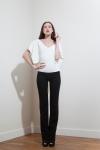 PE2015 Fatima Guerrout -Top Ella & pantalon noir- Charonbelli's blog mode