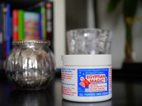 J'ai enfin essayé la crème Egyptian Magic - Charonbelli's blog beauté