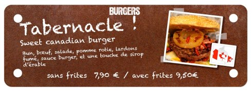 Le burger Tabernacle ! - Backpack Café Toulouse - Charonbelli's blog lifestyle