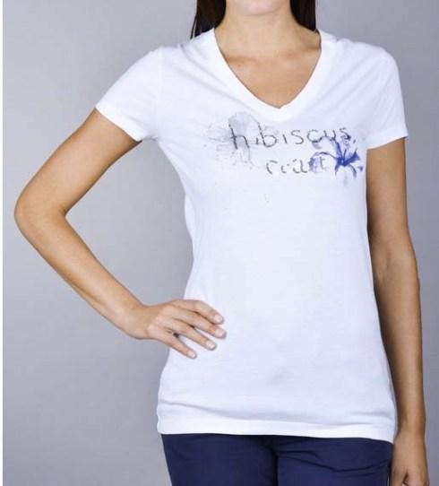 T-Shirt double col- La nouvelle collection Printemps-Été 2015 pour femmes de chez Eden Park - Charonbelli's blog mode